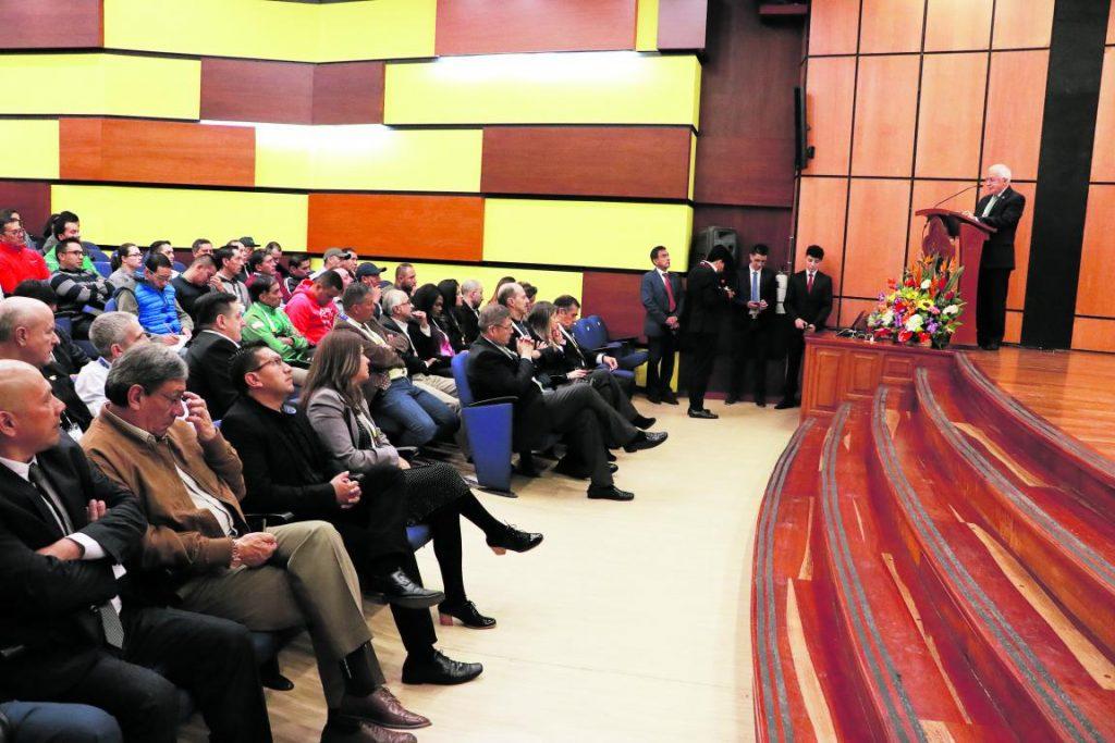 Congreso Internacional de Ciencias del Deporte se lleva a cabo en Boyacá 2