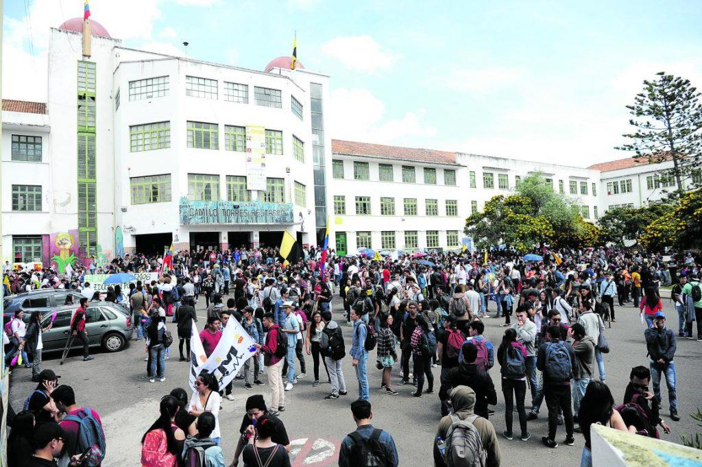 Suspendido el Semestre en la Uptc, las clases reanudarían en 2019 1