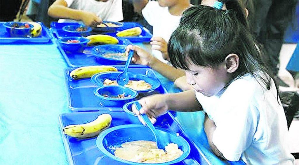 6.934 millones de pesos fueron invertidos en alimentación escolar en sogamoso 1