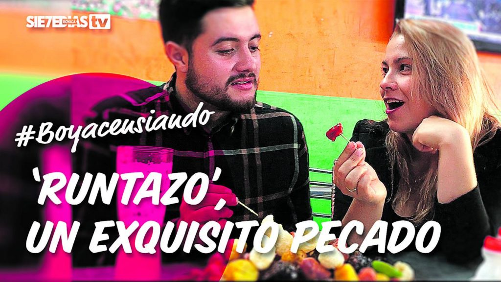 'Runtazo': Un exquisito pecado 1
