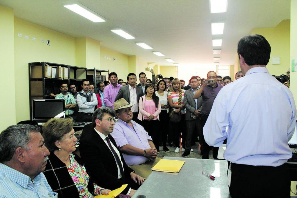 Arrancó la candidatura de José Mario Daza por la Alcaldía de Paipa 2