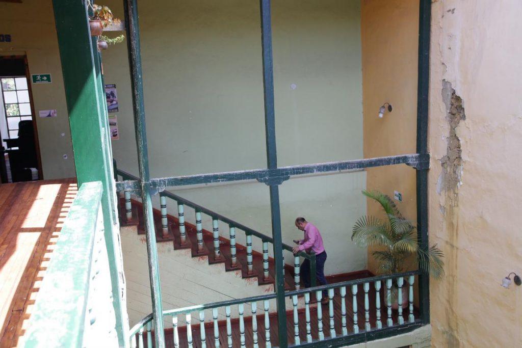 'En veremos' la reconstrucción del Palacio Municipal de Garagoa, llevan 3 años pagando arriendo 1