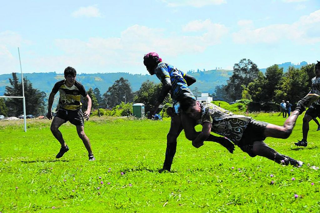 Copa Oriente de Rugby se realizará este fin de semana en Oicatá 1
