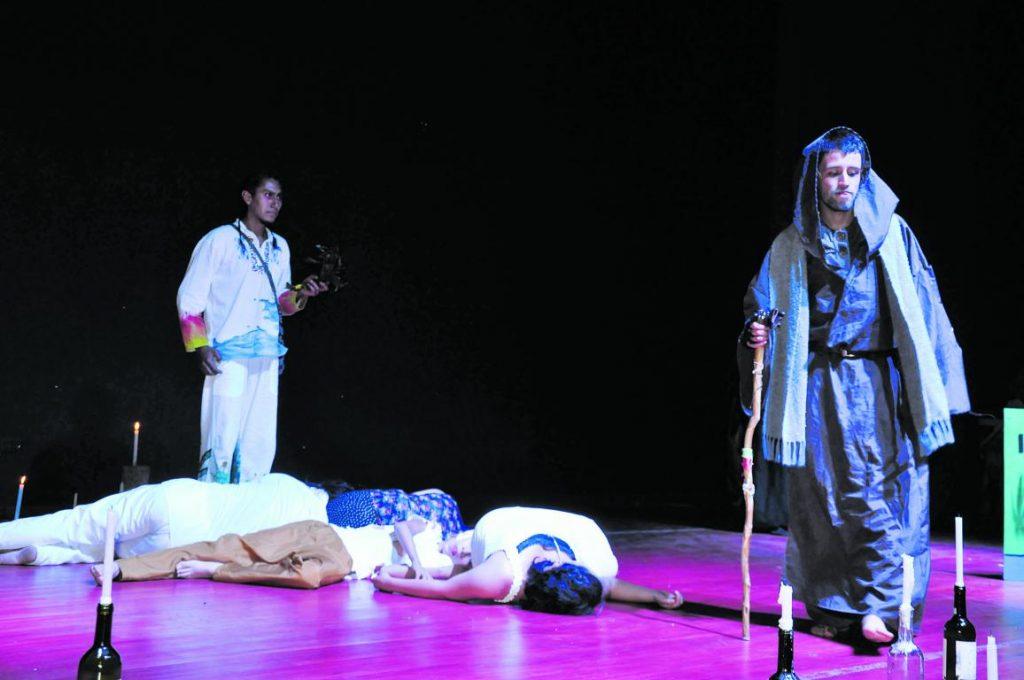 Homenaje a las artes escénicas en Duitama: se extenderá hasta el 30 de este mes 1