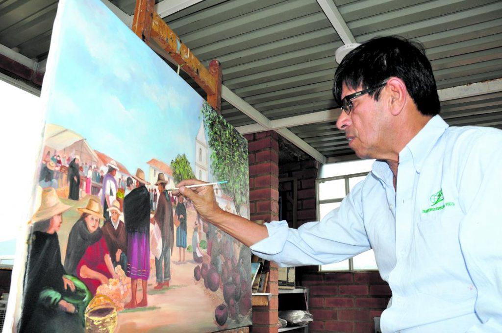 Arte popular boyacense será expuesto en Brasil 1