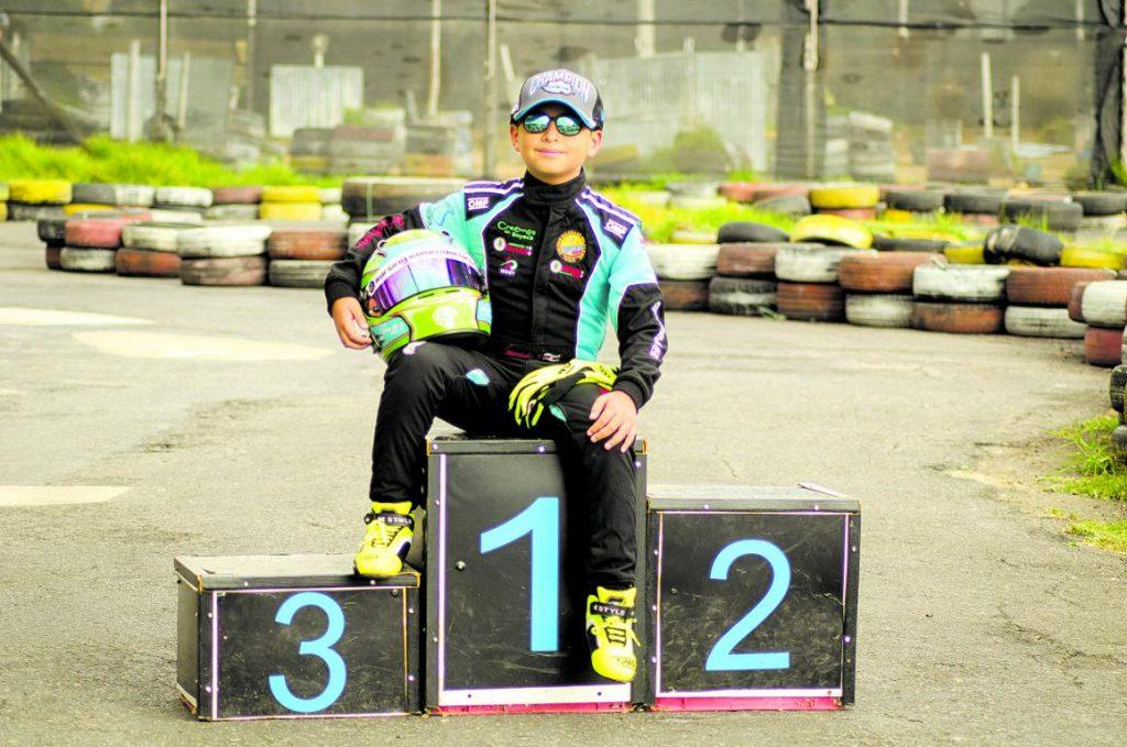 Carlos Hernández: Un automovilista con sed de triunfo internacional 1