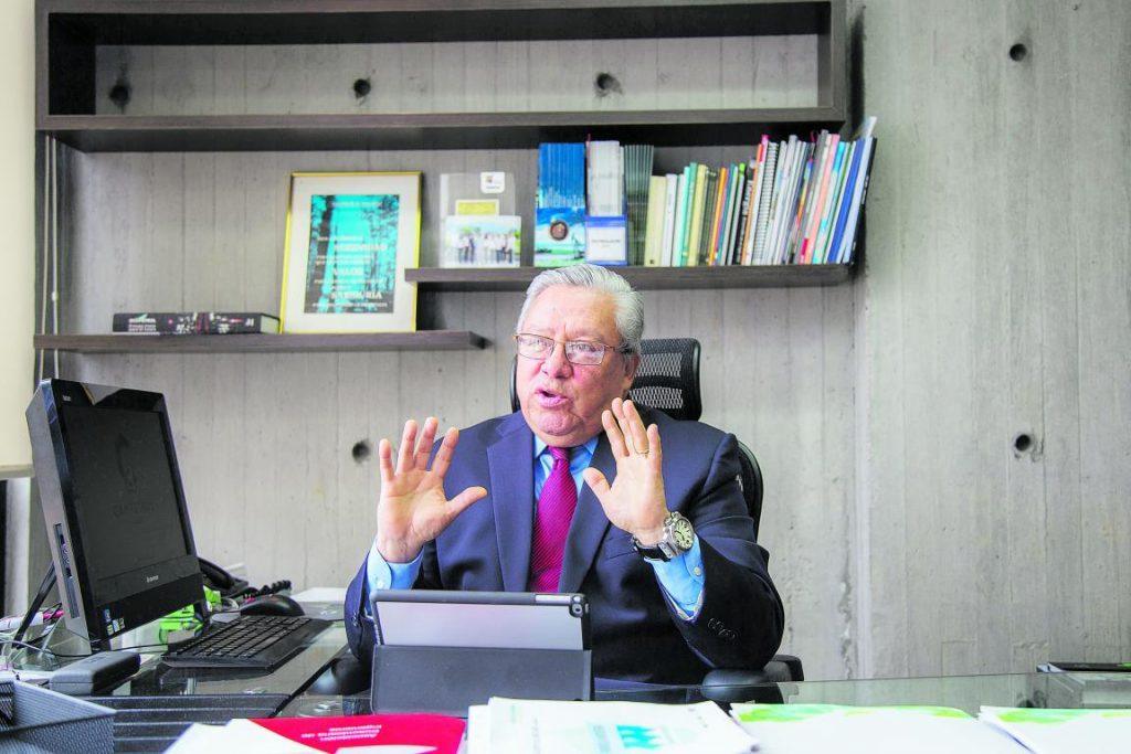 'No es petróleo o agua, sino petróleo y agua': Germán Espinosa, presidente de Campetrol 1