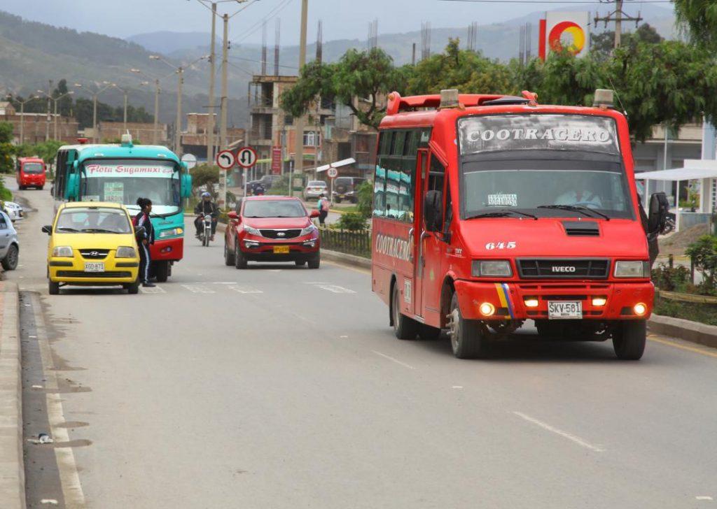 Aumentan las tarifas de transporte público en Sogamoso 1