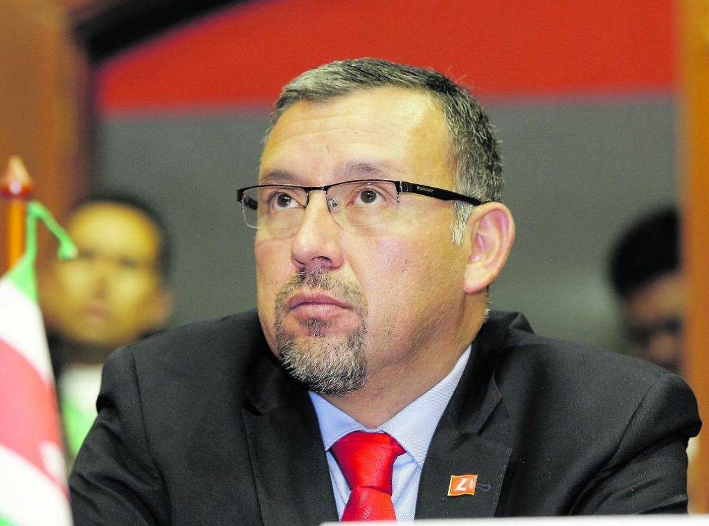 'Hay intereses burocráticos que rodean al liberalismo': diputado César López 1