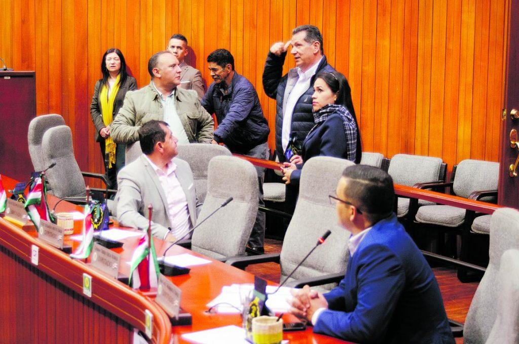 La Gobernación solicitó a la Asamblea evaluar regalar cuatro predios 1