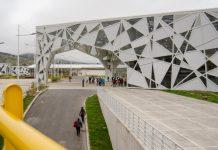 Nuevo Terminal de Transporte de Tunja