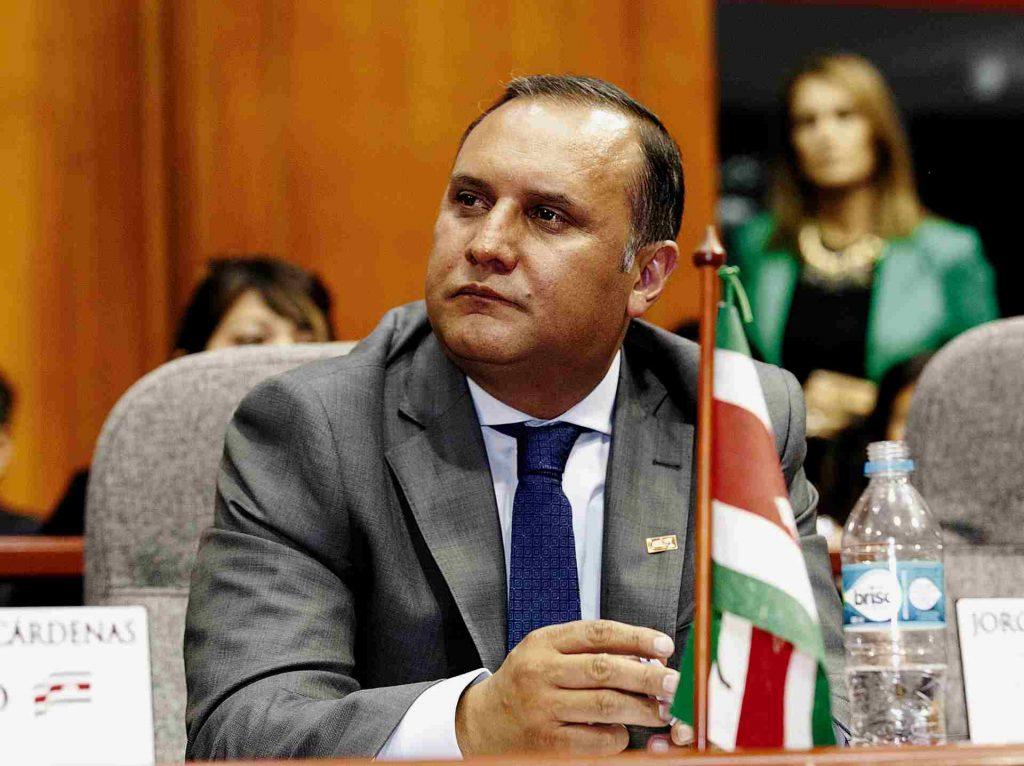 Jorge Cortés candidato a la Gobernación