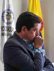 Sandro Condía Alcalde de Sogamoso