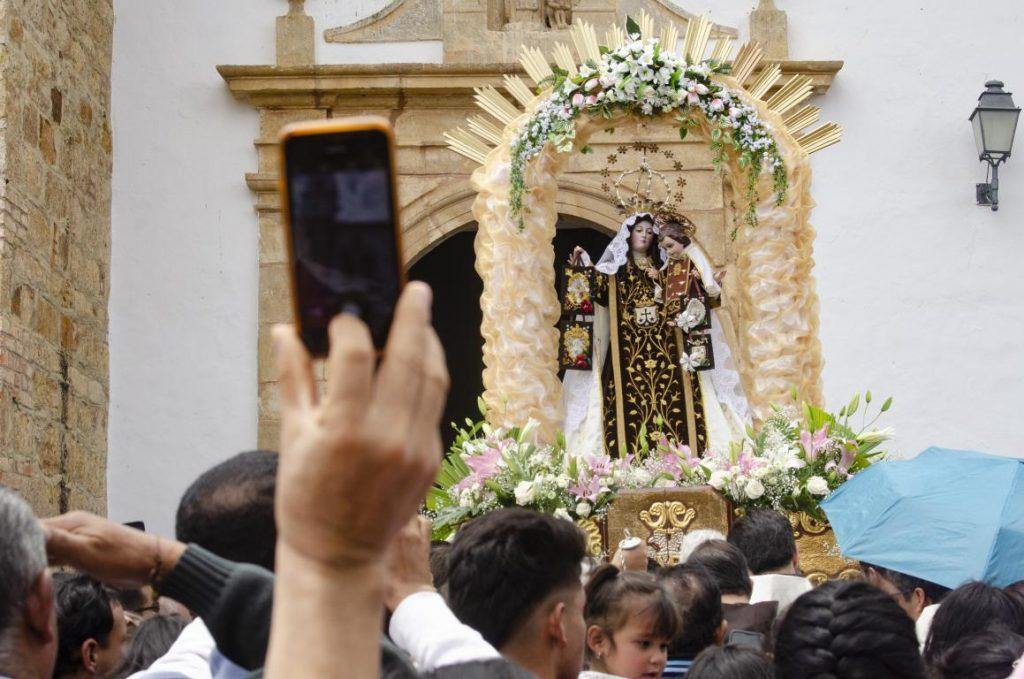 Un siglo siendo la protectora de los conductores de Colombia 1