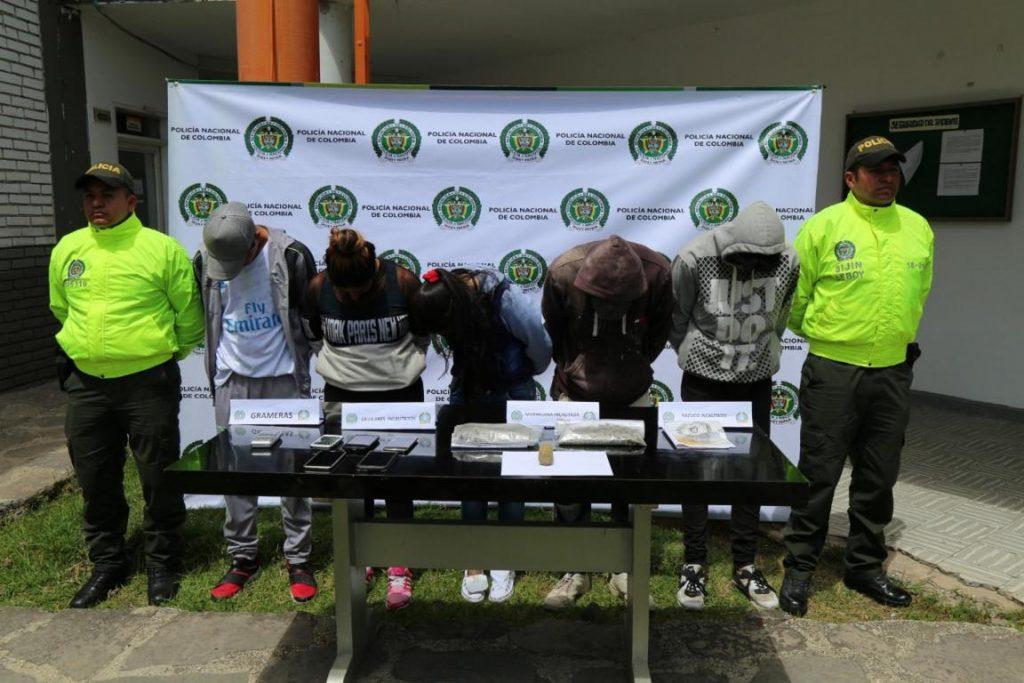 Cayó la banda 'La Patrona', comercializaban drogas a jóvenes menores de edad en Sogamoso 1