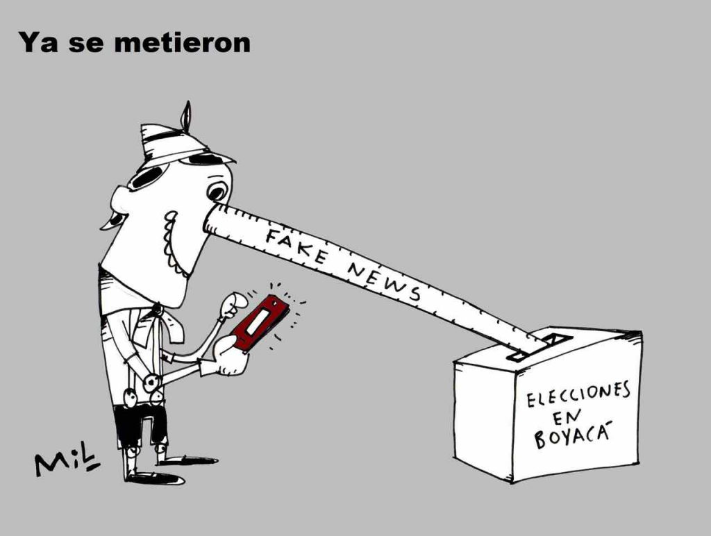 Caricatura 24 de Agosto de 2019