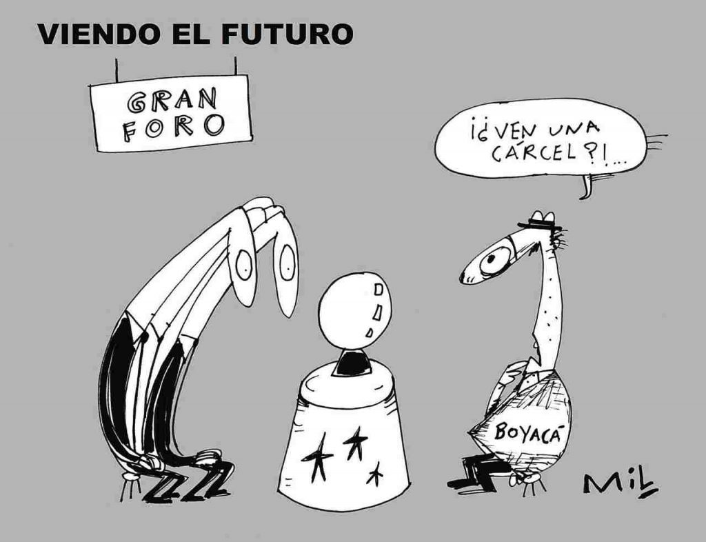 Caricatura 9 de Agosto de 2019