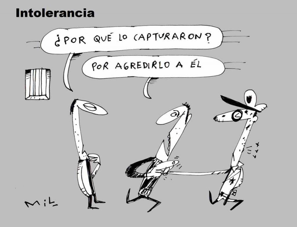 Caricatura 21 de Agosto de 2019