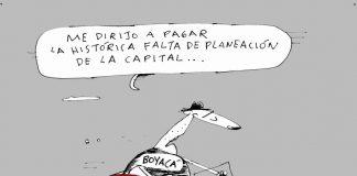 Caricatura 15 de Agosto de 2019