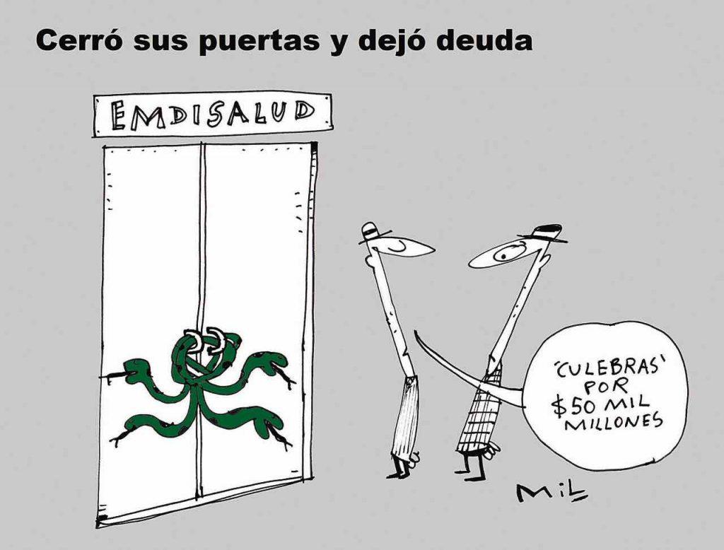 Caricatura 26 de Agosto de 2019