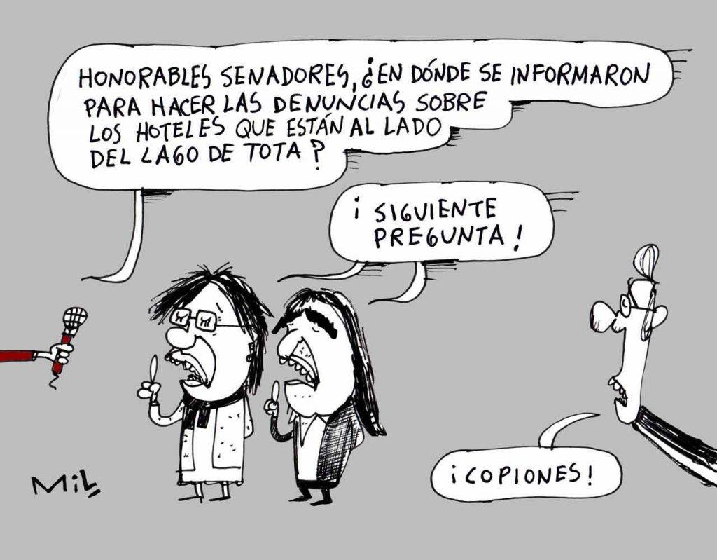 Caricatura 22 de Agosto de 2019