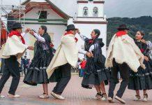 Danzas Folclóricas Cucaita