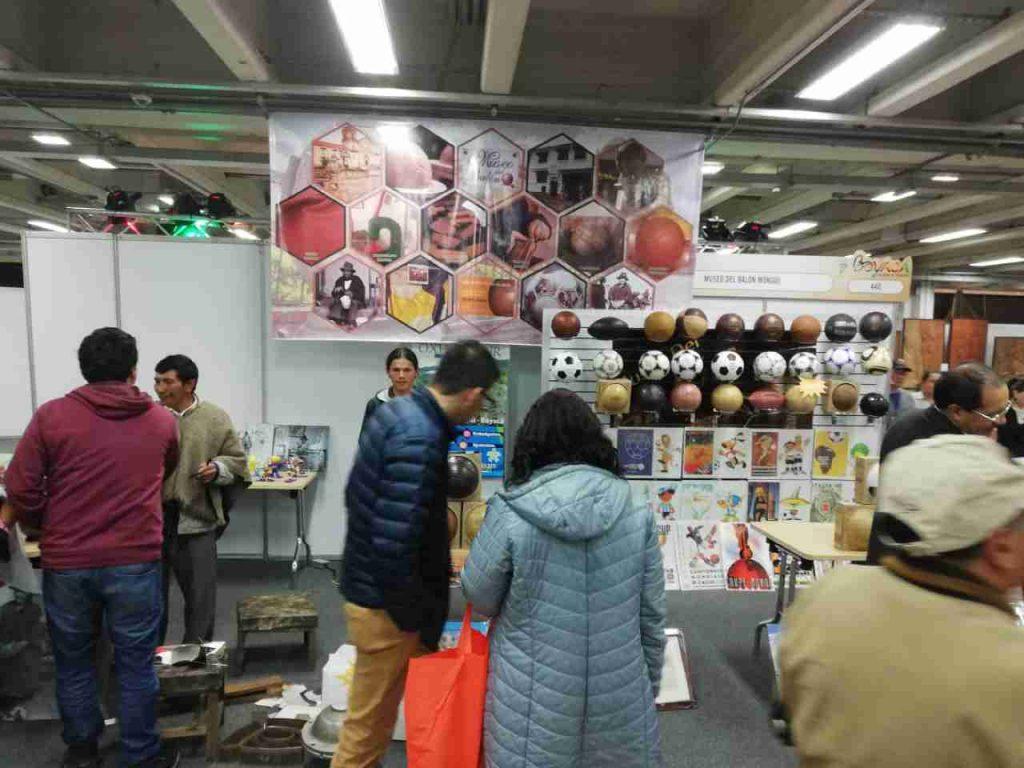 Exposiciones de Artesanías de Boyacá en Corferias