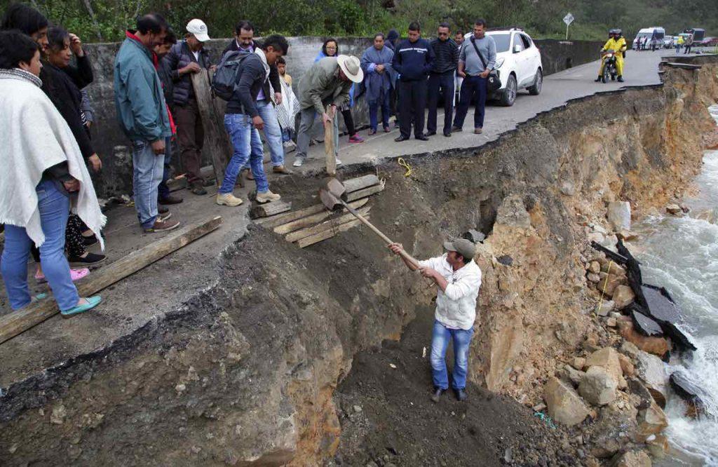 Emergencias dejan muertos en Boyacá