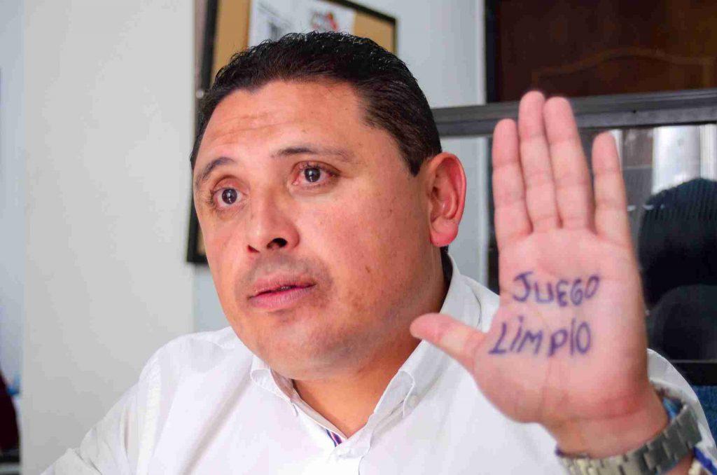 Alejandro Fúneme Candidato a la Alcaldía de Tunja