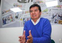 Candidato a la Gobernación Jairo Castiblanco
