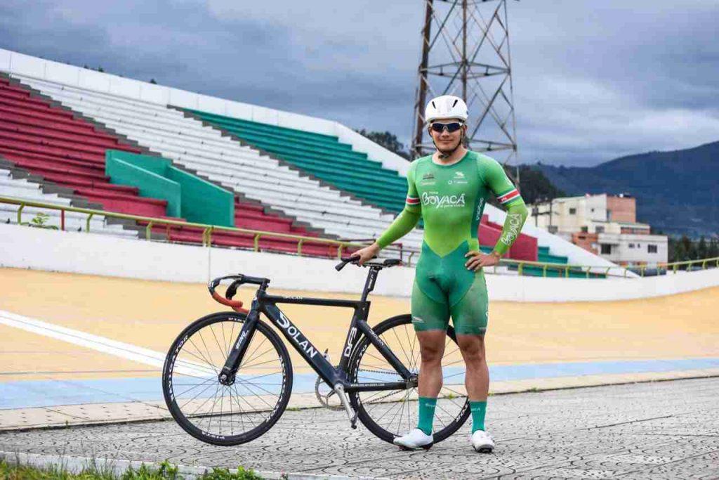 Ciclismo boyacense en mundial
