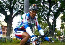 El pedalista paipano Israel Ochoa será una de las figuras que competirá este fin de semana en Cómbita.