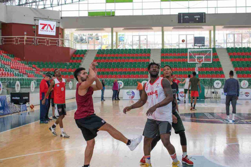 Torneo de Baloncesto en Tunja