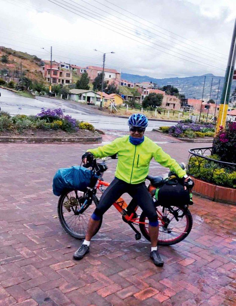 Prueba de Ciclismo