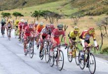Ciclismo vuelta a Boyacá