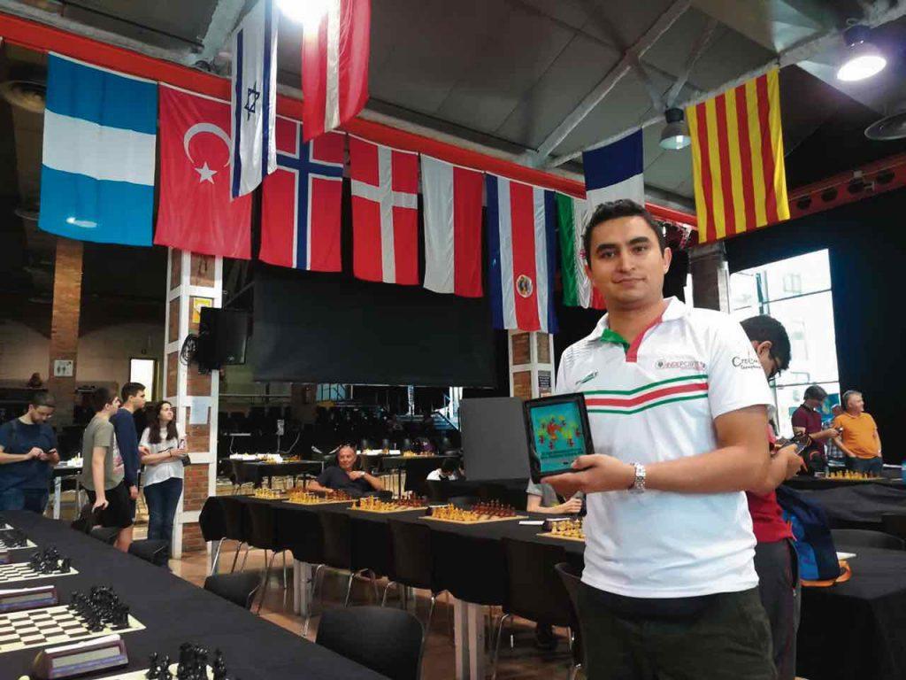 Deportista Representante en España
