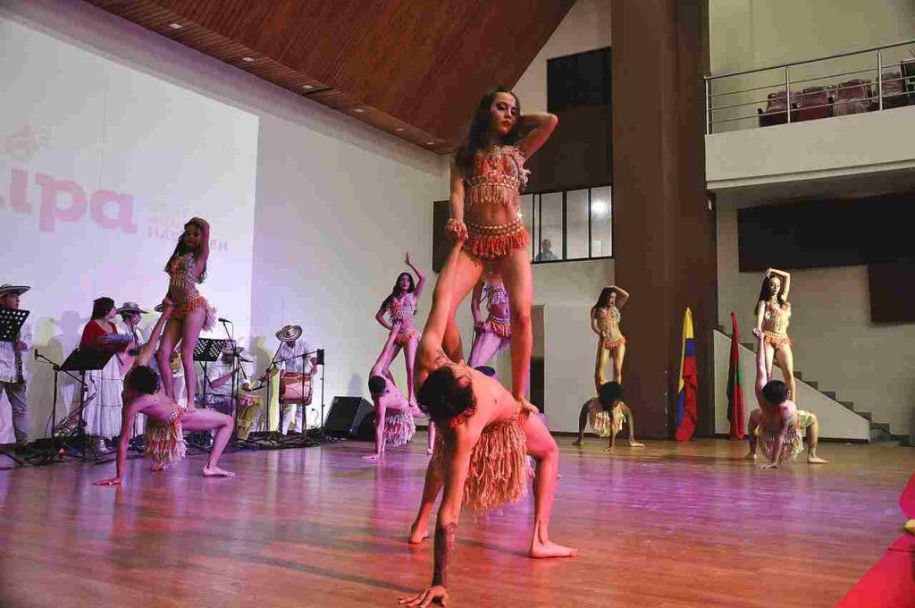 Artes, danza, en el edificio pretende conservar el legado de los músicos paipanos.