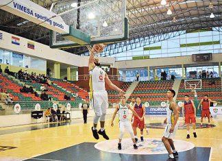 Baloncesto en Tunja