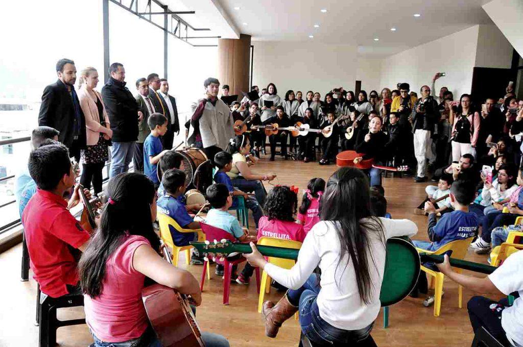 Conservatorio de Artes en Paipa