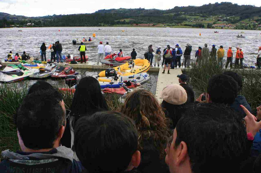 Festival del Lago en Paipa
