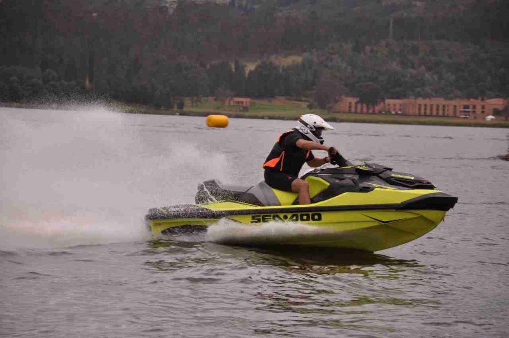 Circuito de 18 vueltas al Lago Sochagota