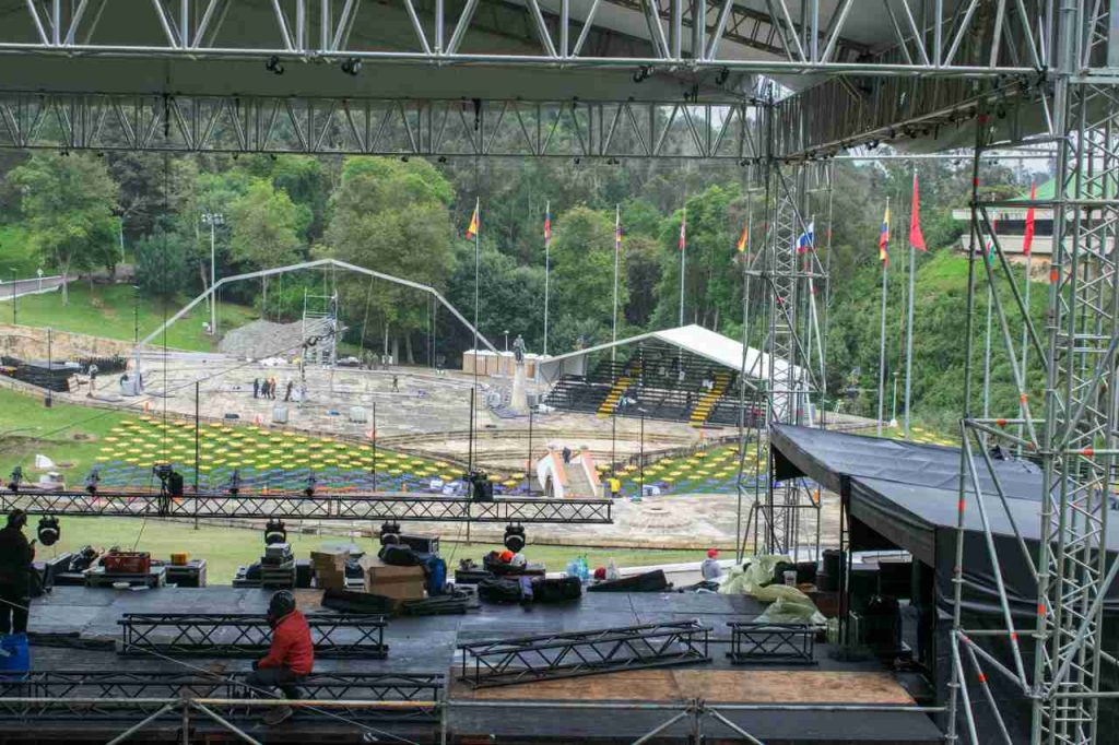 Puente de boyacá escenario cultural los domingos