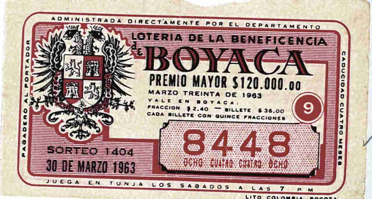 Loteria boyaca 3 de agosto 2020
