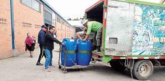 Aprovechan Residuos Solidos