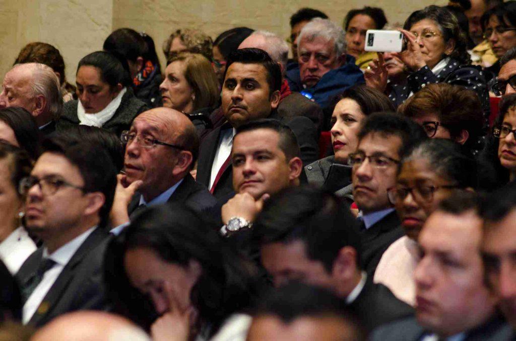 Público Congreso Bicentenario