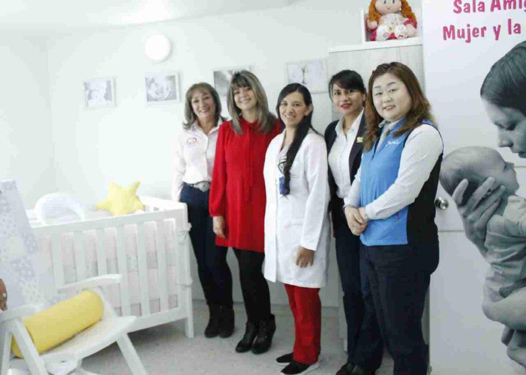 Balance positivo en lactancia materna