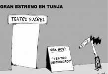 Caricatura 14 de Agosto de 2019