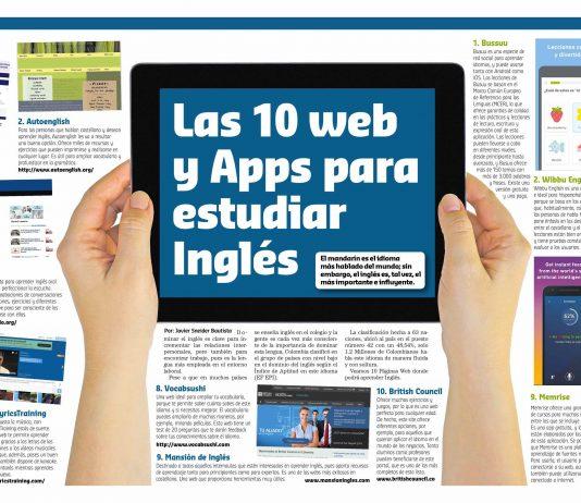 Especial Tecnoogía 10 apps para estudiar Inglés