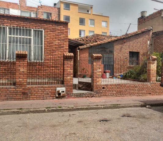 Casalote barrio Obrero