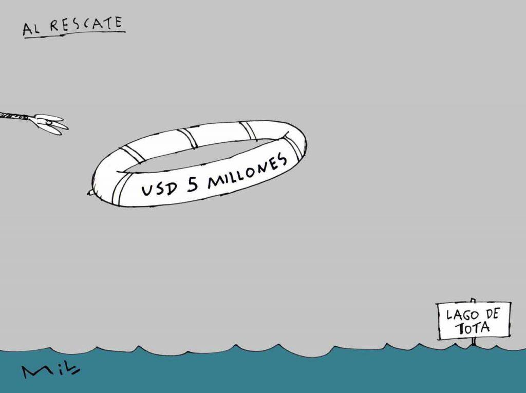 Caricatura 16 de Septiembre de 2019